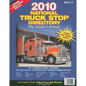 The Truckers Friend National Truck Stop Directory