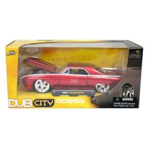 New Diecast Model Car *63 Cadillac Hard Top* Color Candy