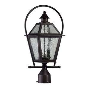 French Quarter   Two Light Outdoor Post Lantern   French Quarter Home