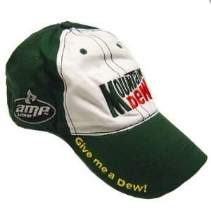 HAT CAP 88 DALE JR AMP ENERGY DRINK MOUNTAIN DEW