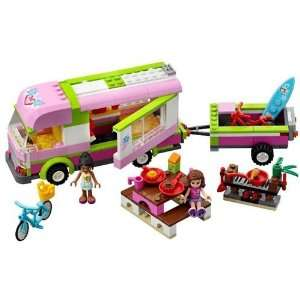LEGO Friends 3184 Adventure Camper Toys & Games