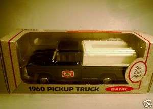 ERTL 1950 FORD PICKUP TRUCK CENTRAL TRACTOR DIECAST TOY
