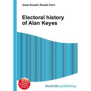 Electoral history of Alan Keyes Ronald Cohn Jesse Russell