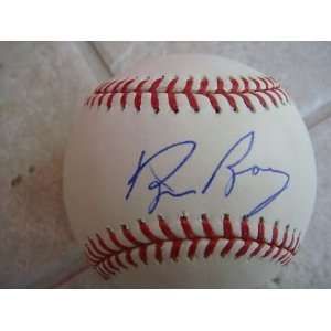Bruce Bochy San Francisco Giants Signed Official Ml Bal   Autographed