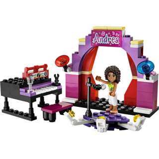 LEGO Friends Andreas Stage Building Blocks & Sets